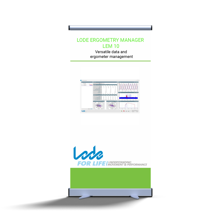 Lode Ergometry Manager - LEM 10