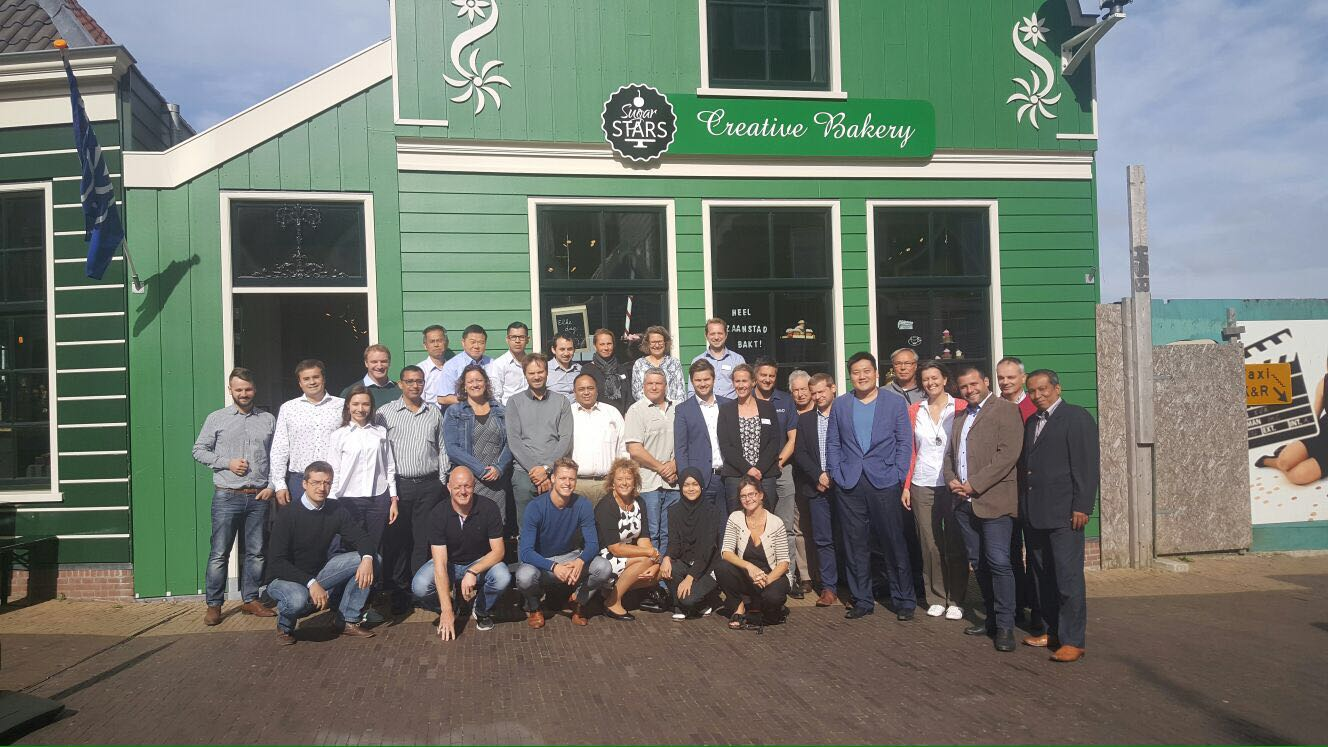 Distributor meeting september 2016